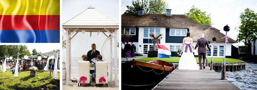 Trouwlocaties Noord Holland