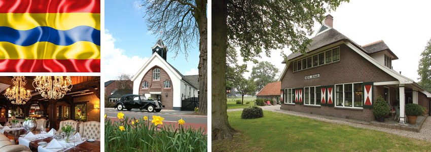Trouwlocaties in Overijssel